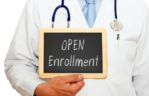 Virtual open enrollment tips
