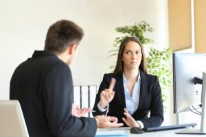For an HR professional, difficult conversations are part of the territory. Sensitivity and sticking to the point are two ways to make them easier.